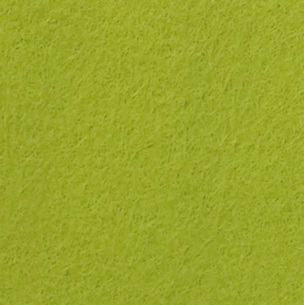 Filz / Bastelfilz 5 m Lindgrün  - Super Qualität