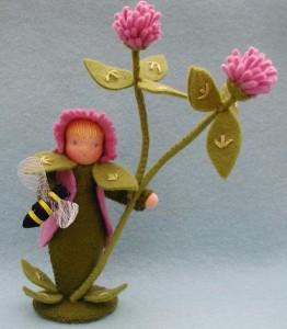 Blumenkind Klee - Bastelpackung