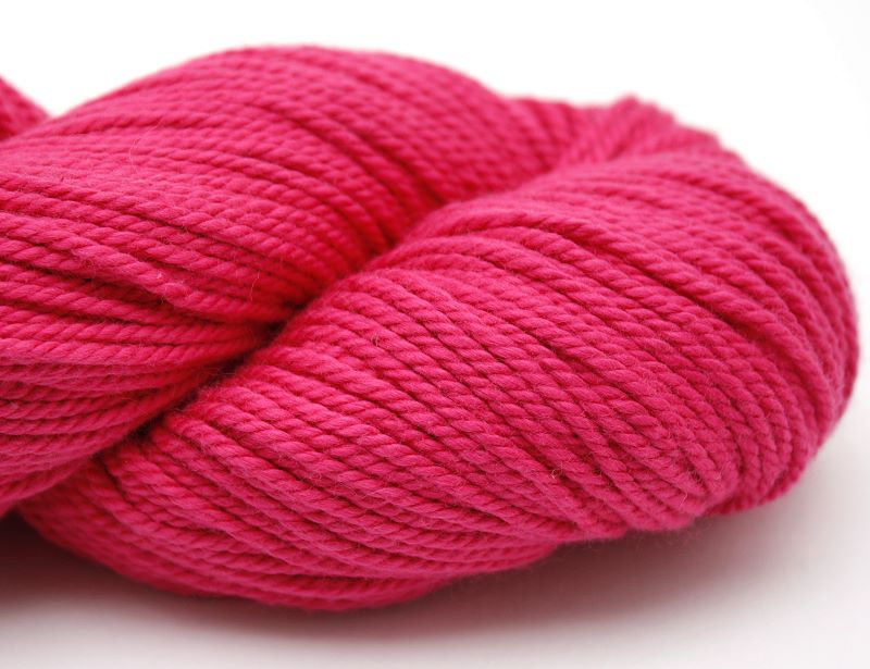 Baumwollgarn Pink