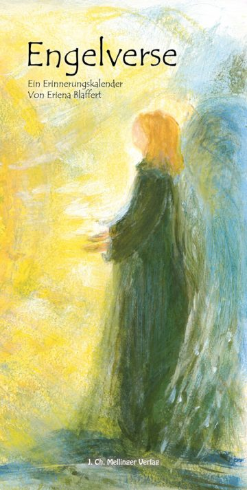 Immerwährender Kalender Engelverse von E. Blaffert