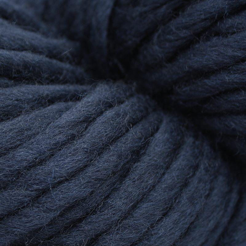 Oslo Schnellstrickgarn Nachtblau 200 g