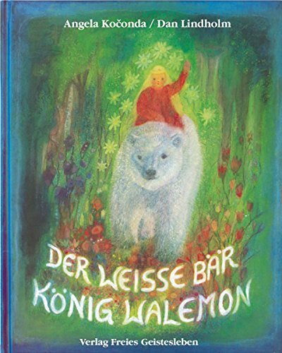 Der weiße Bär König Walemon Bilderbuch