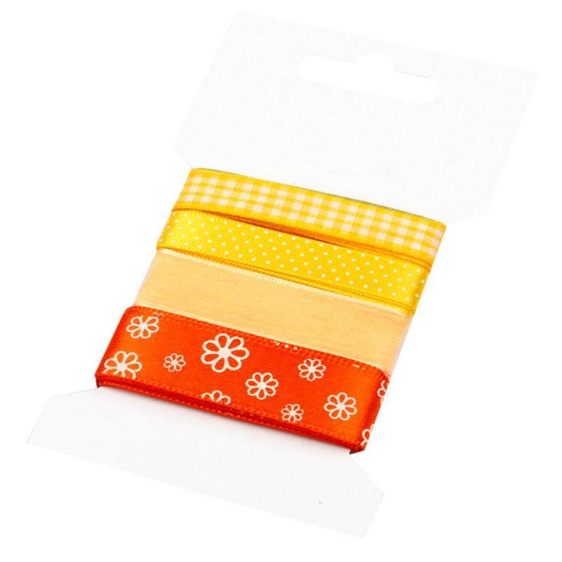 Bänderset Gelb / Orange