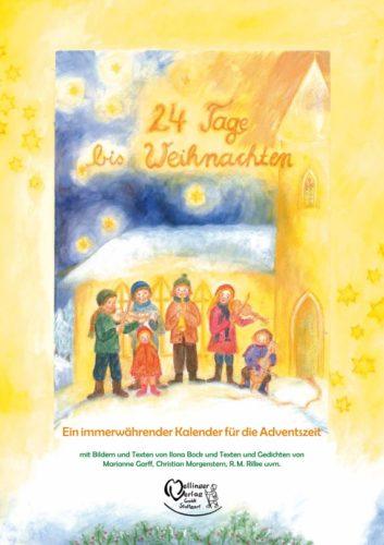 24 Tage bis Weihnachten / Adentskalender