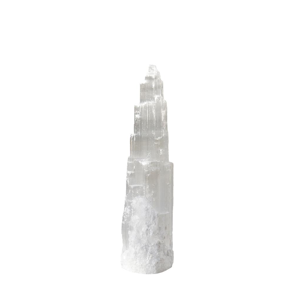 Selenit Kristall 20 cm  z.B. für König Winter