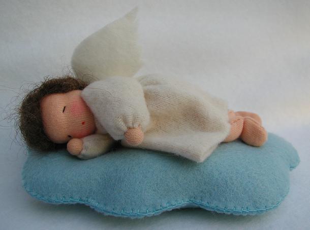 Bastelpackung Baby Engel Atelier Pippilotta