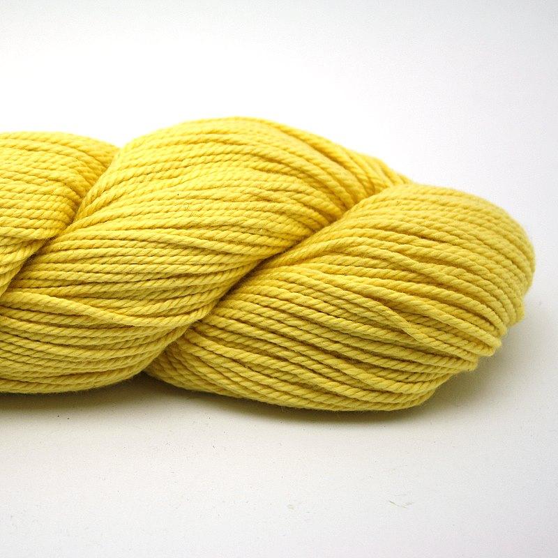 Baumwollgarn Zitrone