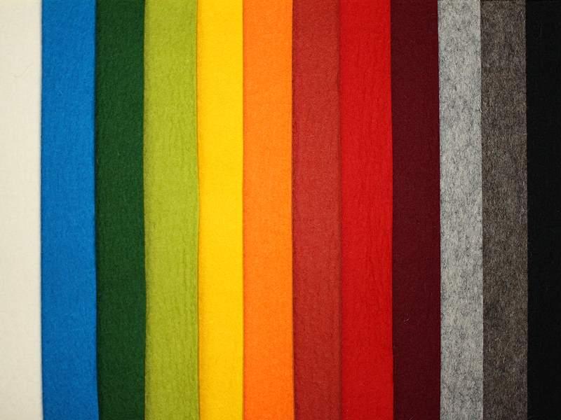Design Wollfilz 3mm Beige