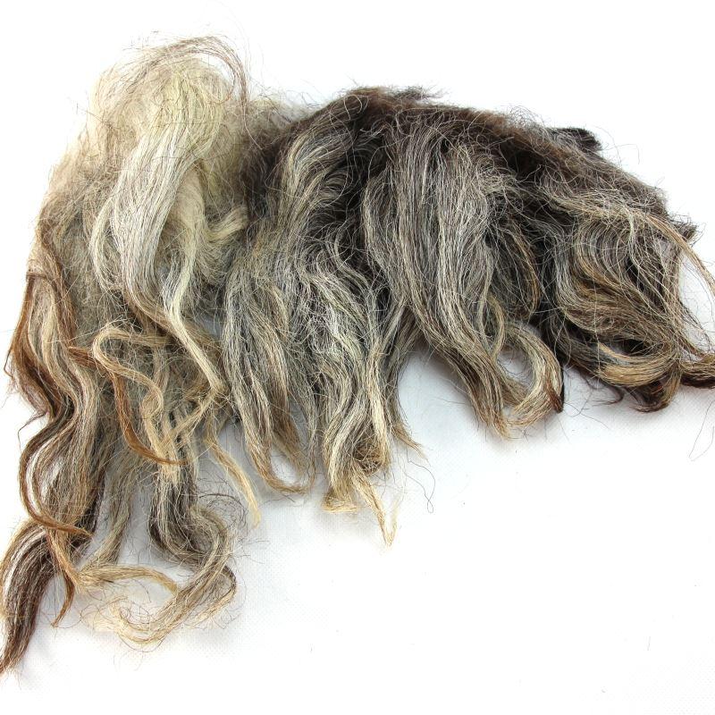 Wollstapel Heidschnucke 100 g