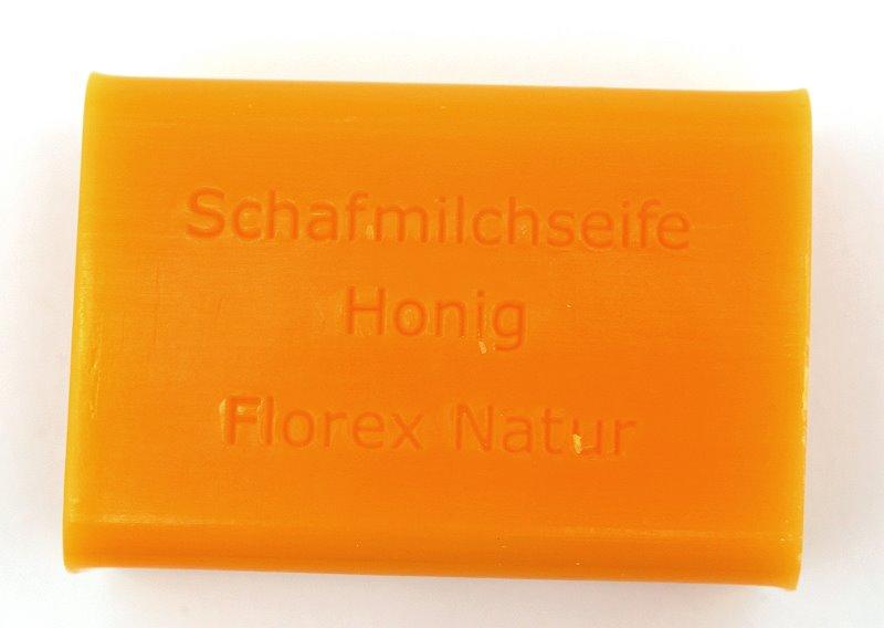 Schafmilchseife Honig von Florex