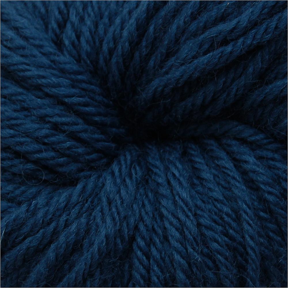 Solina Schurwollzwirn tintenblau
