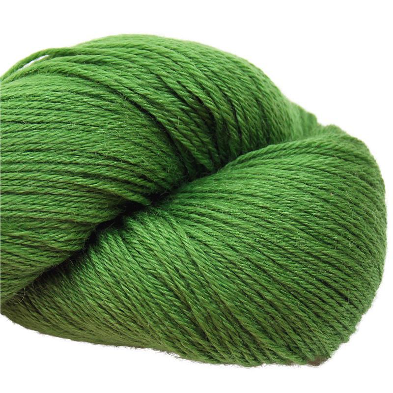 Turin Sockenwolle Grasgrün