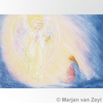 Kunstkarte Advent