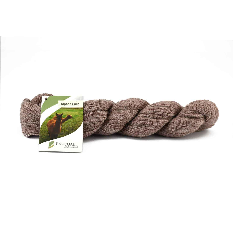 Alpaka Lacegarn Flieder  Nr. 27 50 g (Babyalpaka)