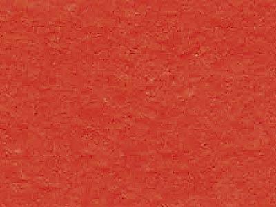 100% reiner Wollfilz Orange