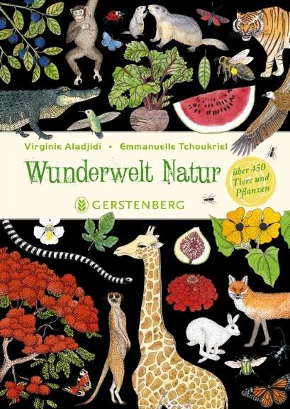 Wunderwelt Natur 450 Tiere und Pflanzen