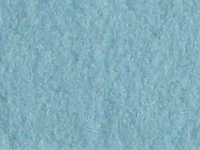 100% reiner Wollfilz Hellblau